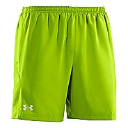 Mens Under Armour Escape 7'' Solid Lined Shorts