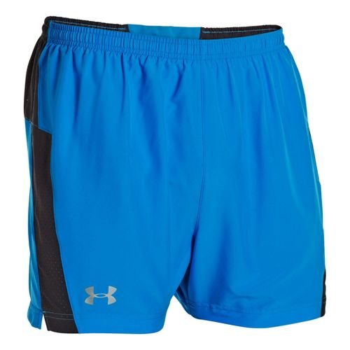 Mens Under Armour Heatgear Flyweight Run 5