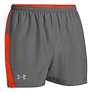 "Mens Under Armour Heatgear Flyweight Run 5"" Lined Shorts"