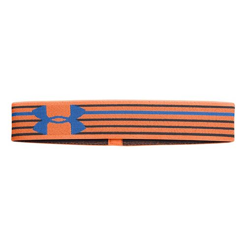 Womens Under Armour Gotta Have It Headband Headwear - Citrus Blast/Granite