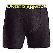 "Mens Under Armour The Original BoxerJock 6"" Brief Underwear Bottoms"