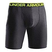 "Mens Under Armour The Original BoxerJock 9"" Extended Brief Underwear Bottoms"