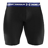 "Mens Under Armour Mesh BoxerJock 9"" Extended Brief Underwear Bottoms"
