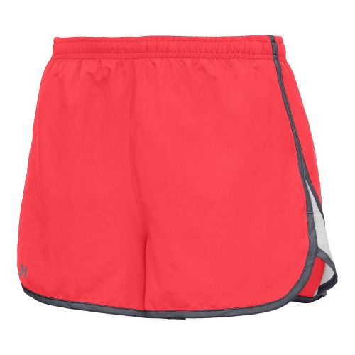 Womens Under Armour TG Escape 3 Lined Shorts - Brilliance S