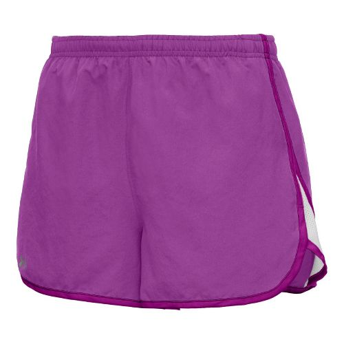 Womens Under Armour TG Escape 3 Lined Shorts - Exotic Bloom S