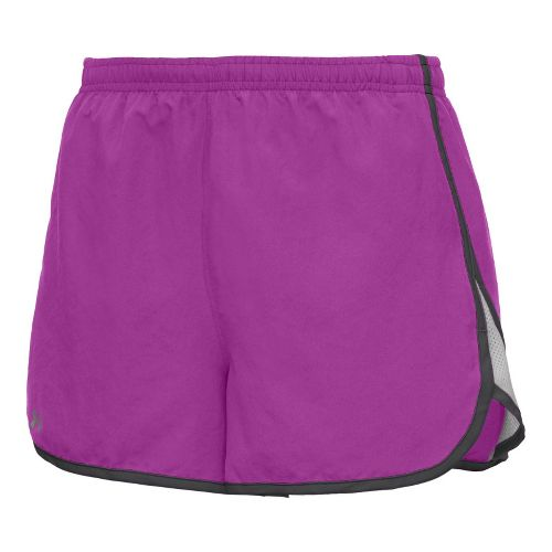 Womens Under Armour TG Escape 3 Lined Shorts - Strobe/Lead XL