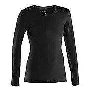 Womens Under Armour Sonic Long Sleeve No Zip Technical Tops