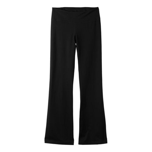 Womens Under Armour Perfect Full Length Pants - Black/Black L