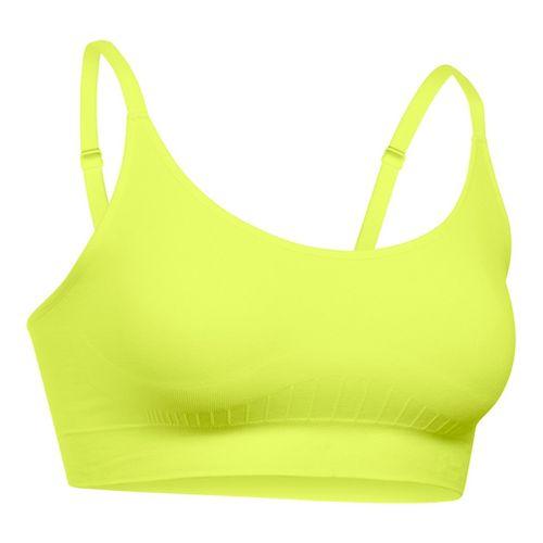 Womens Under Armour Seamless Sports Bras - X-Ray XL