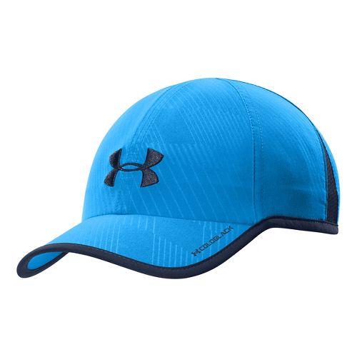 Mens Under Armour Armourlight Cap Headwear - Electric Blue
