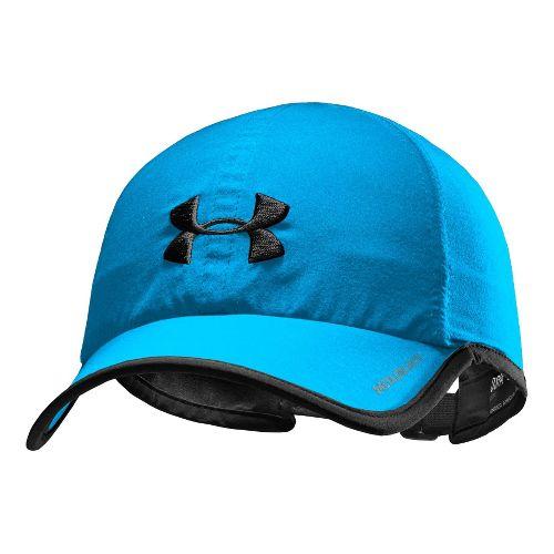 Mens Under Armour Armourlight Cap Headwear - Electric Blue/Black