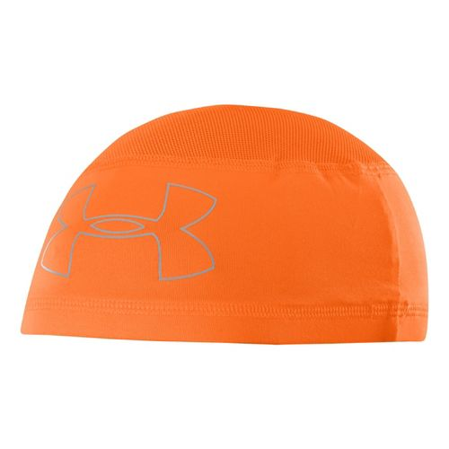 Mens Under Armour Mesh ll Skull Cap Headwear - Blaze Orange