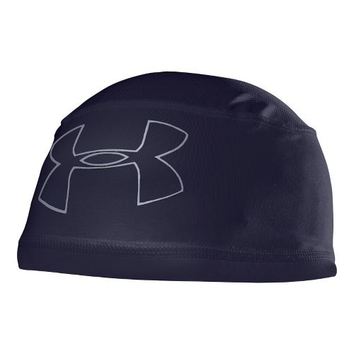 Mens Under Armour Mesh ll Skull Cap Headwear - Midnight Navy