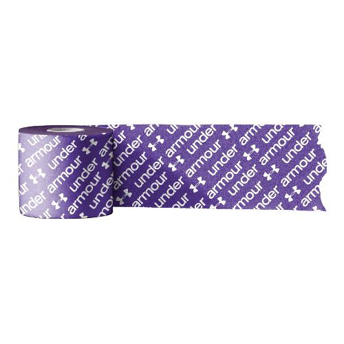 Womens Under Armour Wrap Headwear - Purple/White