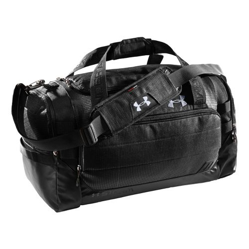 Under Armour Camden MD Duffel Bags - Black/Steel