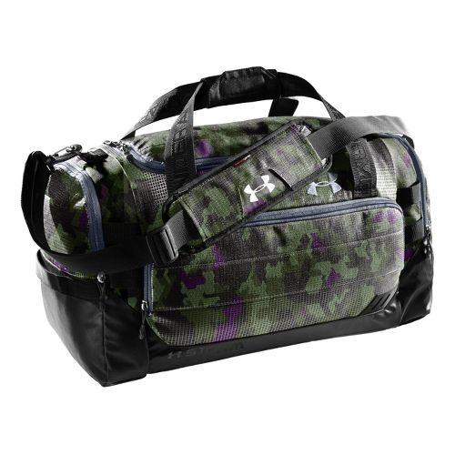 Under Armour Camden MD Duffel Bags - Rough/Black