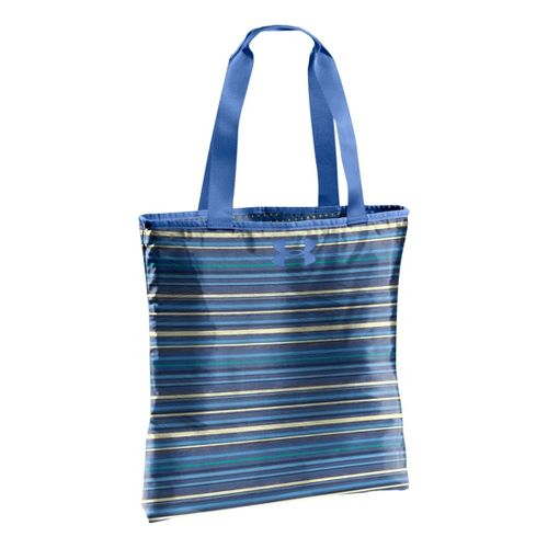 Womens Under Armour Define Tote Bags - Indigo/Ceylon