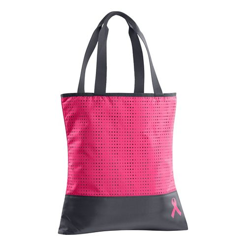 Womens Under Armour Define Pip Tote Bags - Cerise