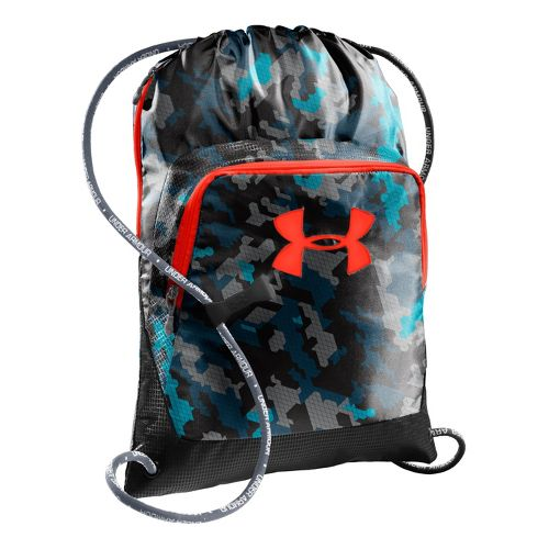 Under Armour Exeter Sackpack Bags - Black/Wham