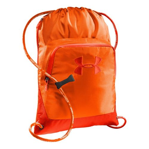 Under Armour Exeter Sackpack Bags - Blaze Orange/Noise