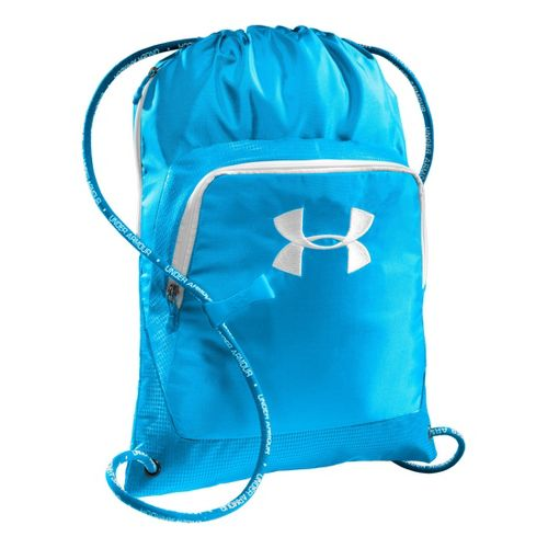 Under Armour Exeter Sackpack Bags - Electric Blue/White