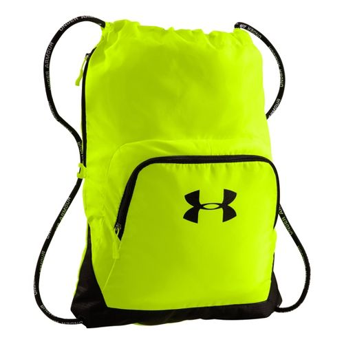 Under Armour Exeter Sackpack Bags - High Vis Yellow