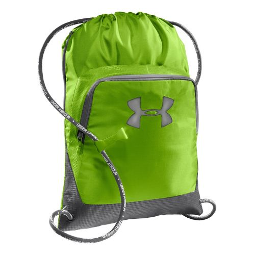 Under Armour Exeter Sackpack Bags - Hyper Green/Black