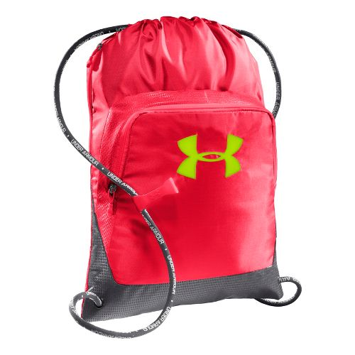Under Armour Exeter Sackpack Bags - Neo Pulse/Graphite
