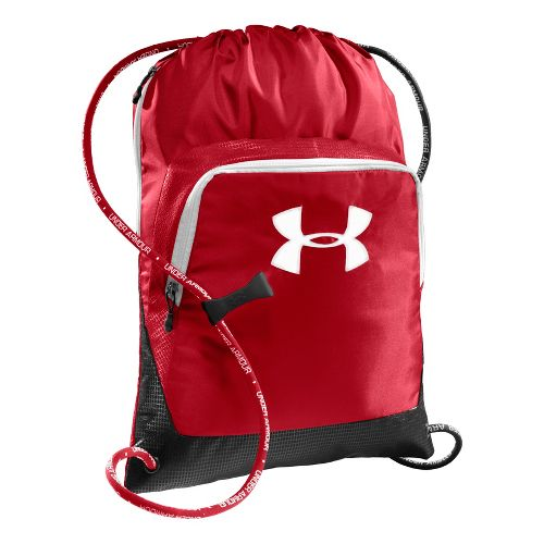 Under Armour Exeter Sackpack Bags - Red/Black