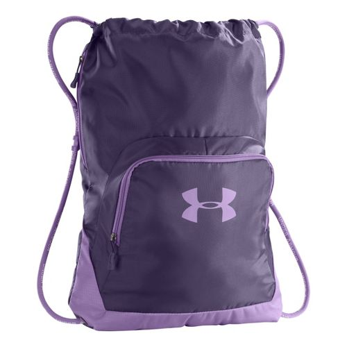 Under Armour Exeter Sackpack Bags - Twilight Purple