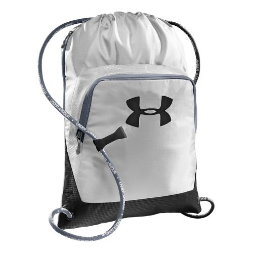 Under Armour Exeter Sackpack Bags - White/Black