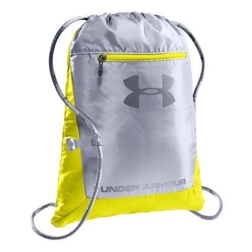 Under Armour Hustle Sackpack Bags - Flash Light/Elemental