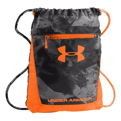 Under Armour Hustle Sackpack Bags - Graphite