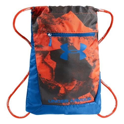Under Armour Hustle Sackpack Bags - Volcano