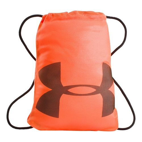 Under Armour Mesh Sackpack Bags - Blaze Orange