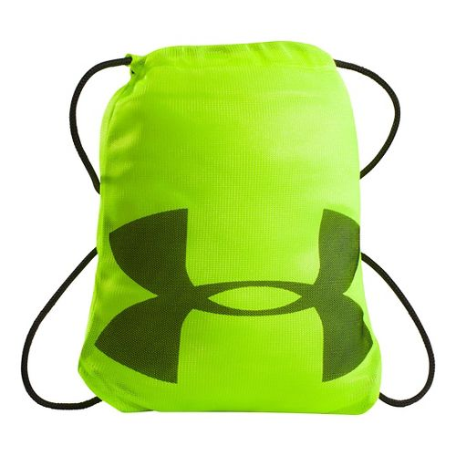Under Armour Mesh Sackpack Bags - High Vis Yellow