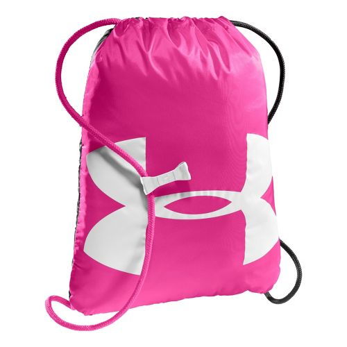 Under Armour Ozzie Sackpack Bags - Pinkadelic/White