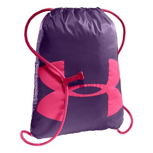 Under Armour Ozzie Sackpack Bags - Purple/Pride