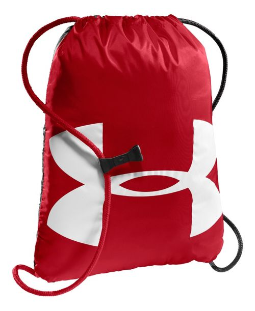 Under Armour Ozzie Sackpack Bags - Red/Black