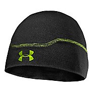 Mens Under Armour Coldgear Infrared Stealth Beanie Headwear