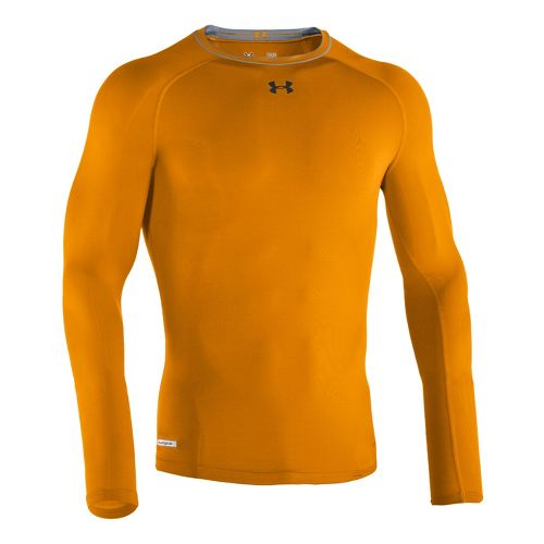 Mens Under Armour Heatgear Sonic Compression T Long Sleeve No Zip Technical Tops - Steeltown ...