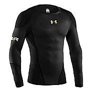 Mens Under Armour Recharge Energy Shirt Long Sleeve No Zip Technical Tops