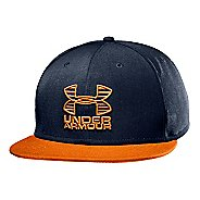 Mens Under Armour Frontside Snapback Cap Headwear