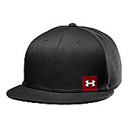 Mens Under Armour Gustler Snapback Cap Headwear