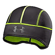 Mens Under Armour ColdGear Infrared Kick Asphalt Beanie Headwear