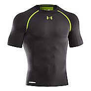 Mens Under Armour Heatgear Dynasty Compression T Short Sleeve Technical Tops