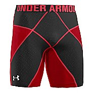 Mens Under Armour Coreshort Prima Fitted Shorts