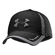 Mens Under Armour Touchback Stretch Fit Cap Headwear