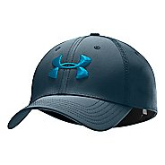 Mens Under Armour Huddle II Stretch Fit Cap Headwear