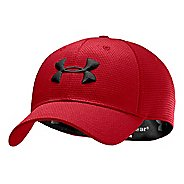 Mens Under Armour Blitzing Stretch Fit Cap Headwear